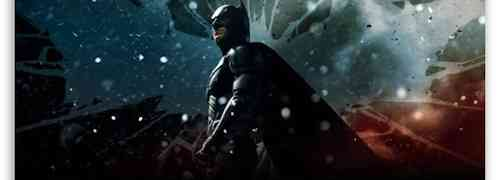 Batman rises