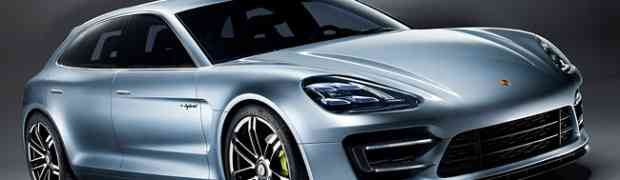 Is the new Panamera a Kombi?