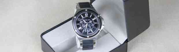 Mr. Michael Kors gives me the time now