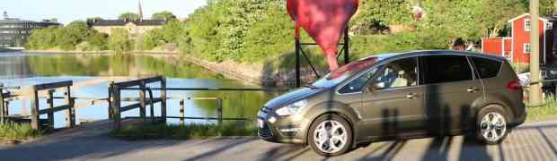 Test Drive: Ford S-Max
