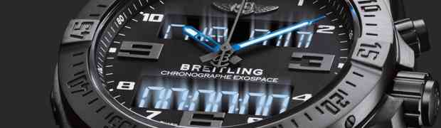 Breitling introduces smartwatch for pilots