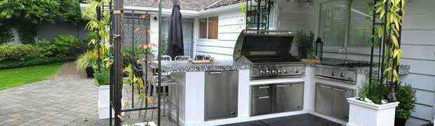 Outdoor kitchen is on my list